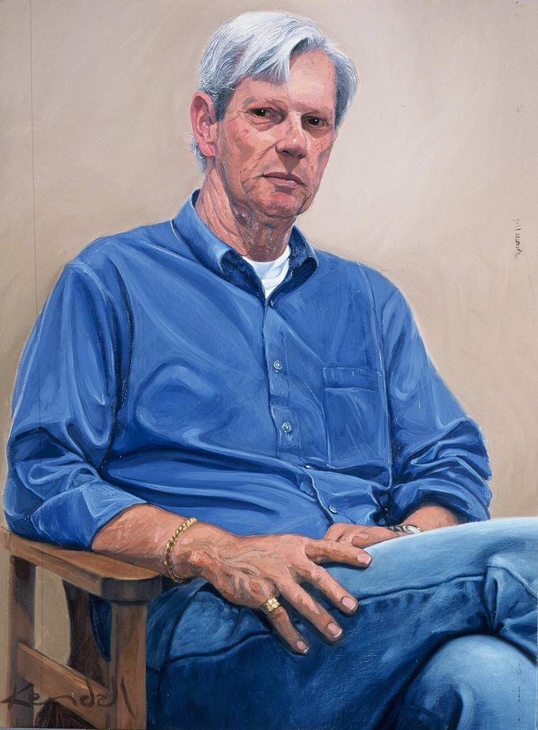 Commission  Trevor .oil on canvas 111cm by152cmJPG