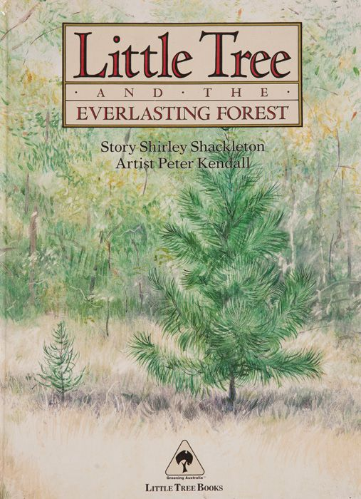 Little-Tree-and-the-Everlasting-Forest-Cover