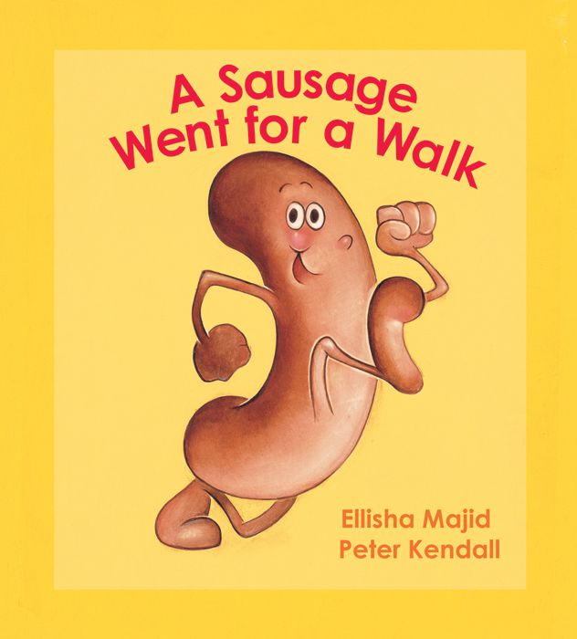 Peter-Kendall-Sausage-Went-for-a-Walk